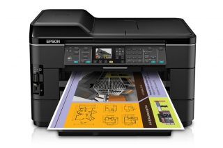 download Epson WorkForce WF-7520 printer driver