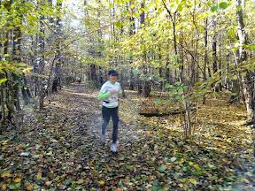 II Półmaraton Kampinoski (19 października 2013)