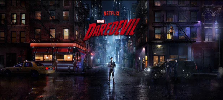 美劇 夜魔俠 Marvel's Daredevil 線上看