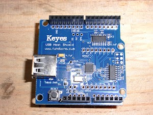 Arduino USB Host sheild2.0互換品