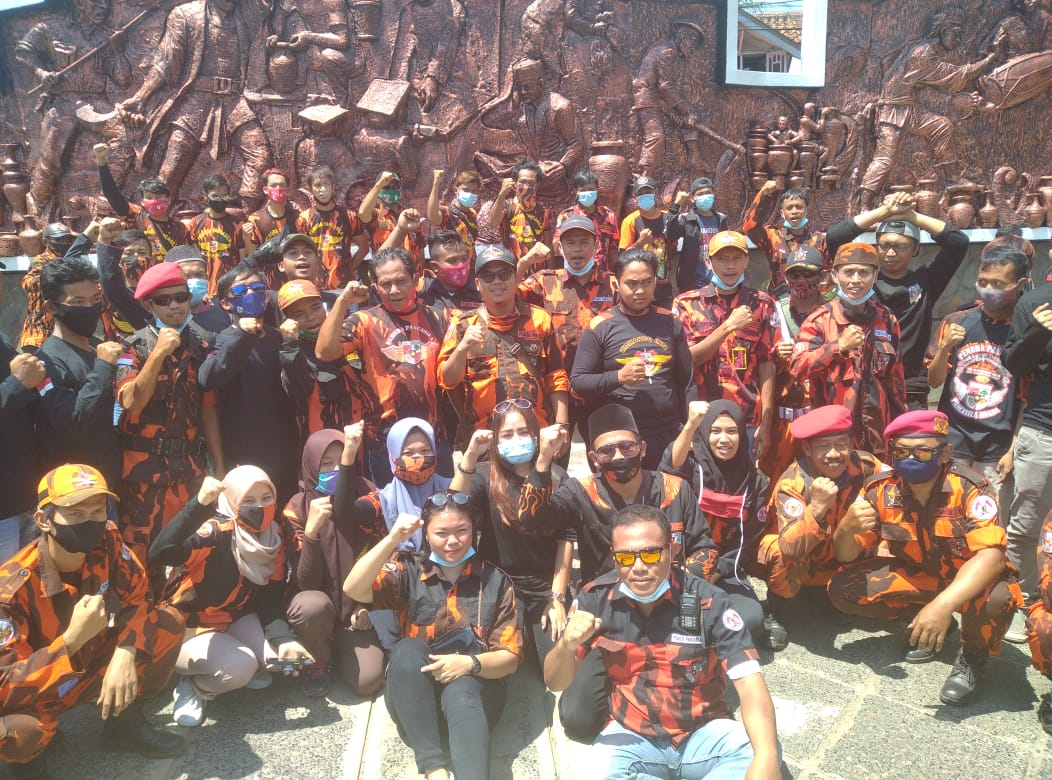 Hari Kesaktian Pancasila, PAC Pemuda Pancasila Plered Gelar Aksi Pungut Sejuta Sampah