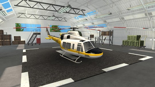 Helicopter Rescue Simulator 1