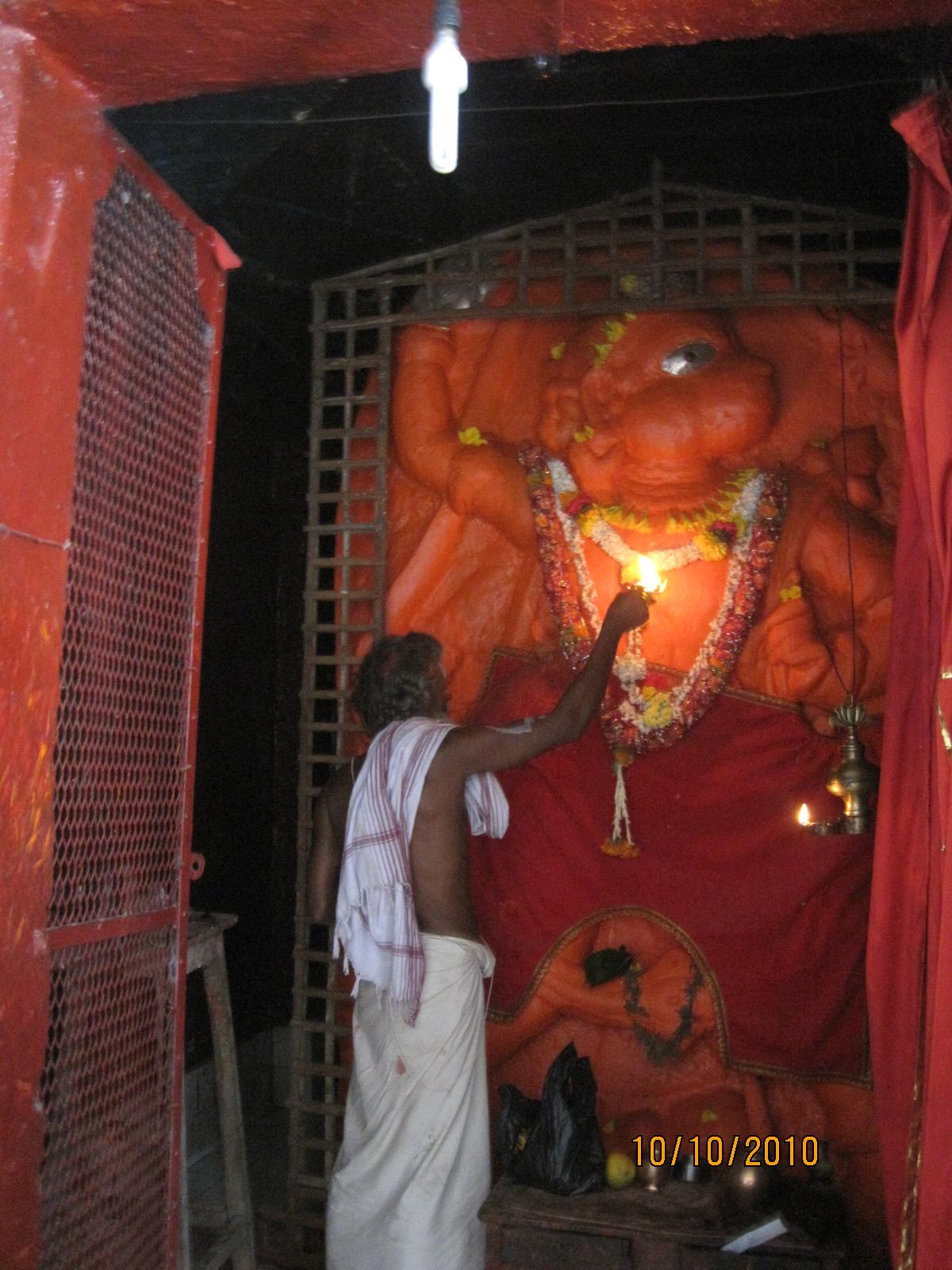 Madhuvan Hanuman Mandir
