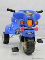 1 Sepeda Roda Tiga PLIKO PK401 POLICE