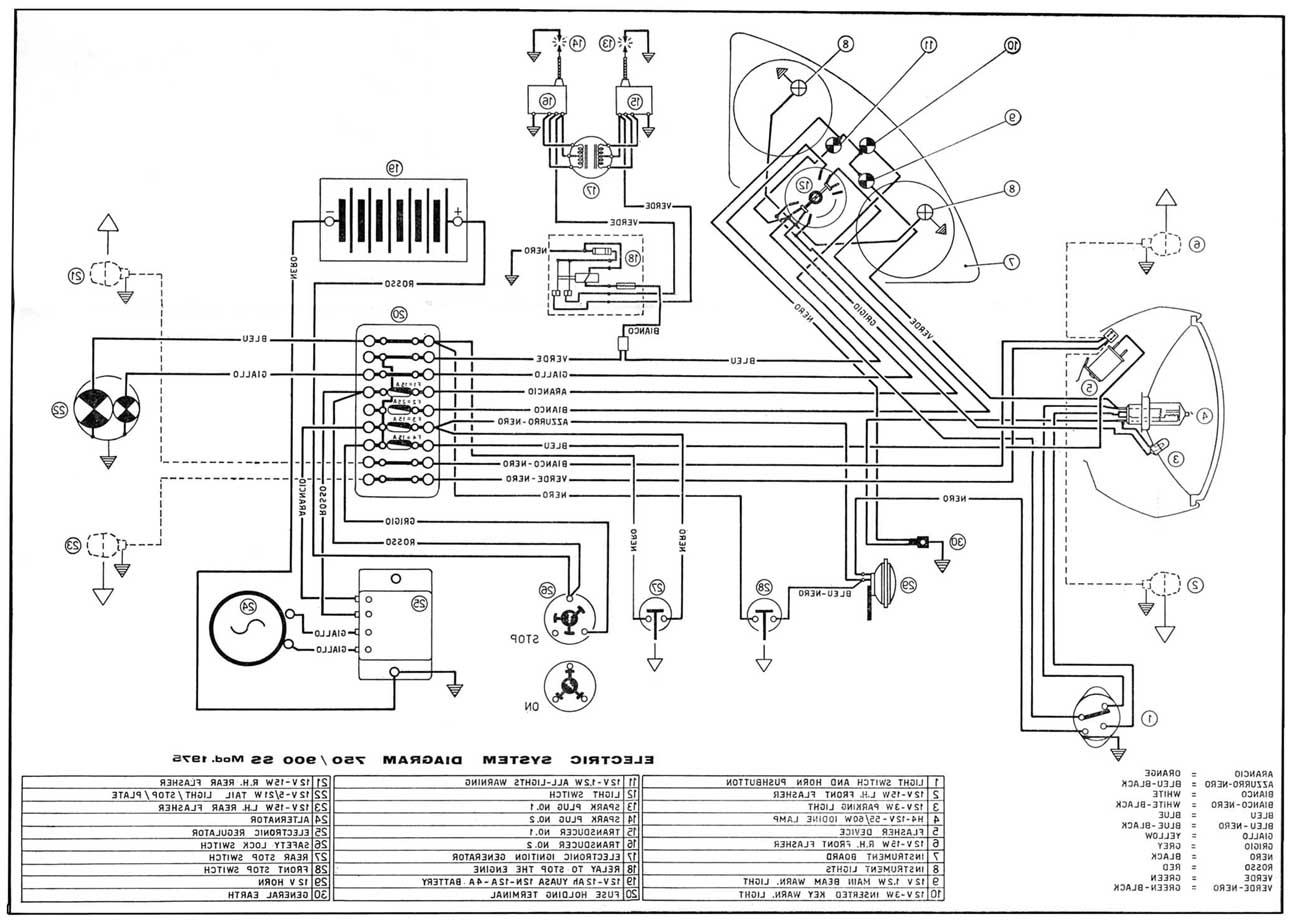 Wiring Diagram For 1958 Apache Library 1964 Gmc Truck 1975 750 900 Ss