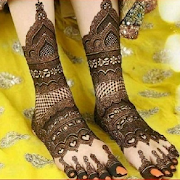 Foot/Feet Mehndi