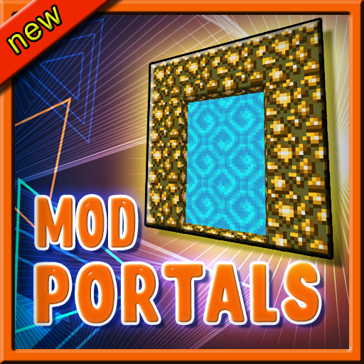 Portals for minecraft pe