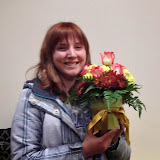 Women's Ministery Flower Arranging 2013