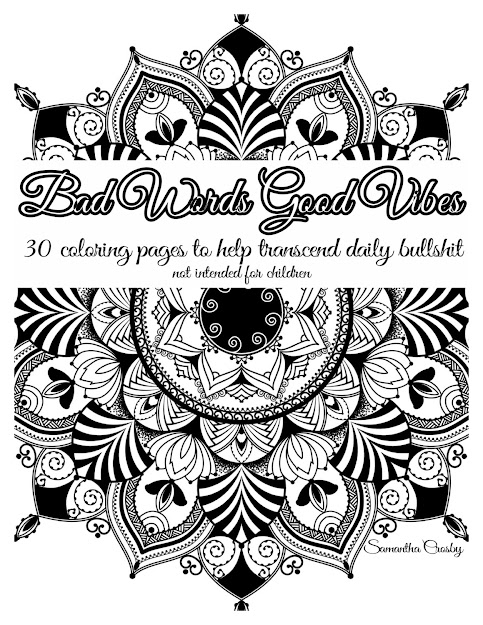 Adult Coloring Book Coloring Book Swear Word Coloring Book Adult Coloring  Books Curse Word Coloring Coloring Book Coloring Pages