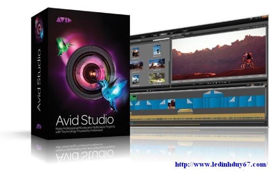 Avid Studio 1.1.0.2887 - Phần mềm làm Phim đỉnh nhất hiện nay - Image 1