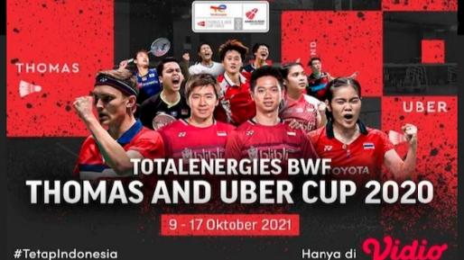 """Belasan Tahun Gagal Juara, Semoga Tim Thomas dan Uber Indonesia Bisa """"Pecah Telur"""" Tahun Ini"""