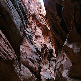 UT: Paria Canyon Narrows - Slot Canyon Day