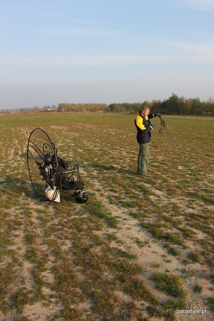 Szkolenie paralotniowe Październik 2011 - IMG_9997.JPG
