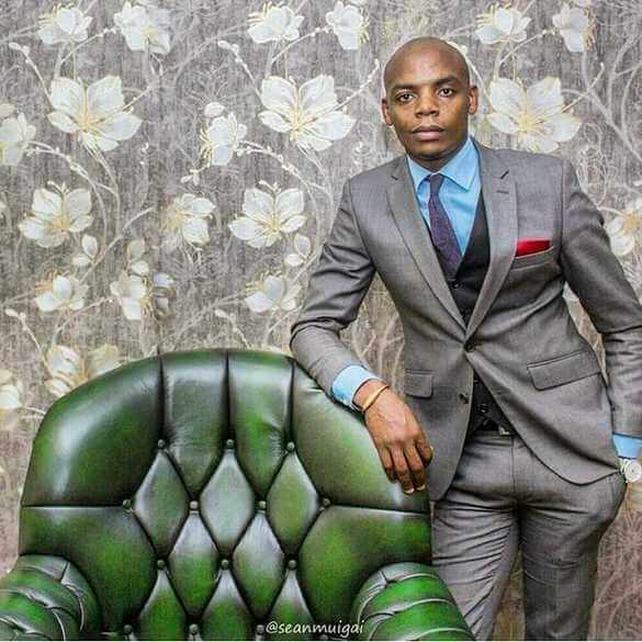 Jimmy Gait flew abroad for treatment. PHOTO | BANA