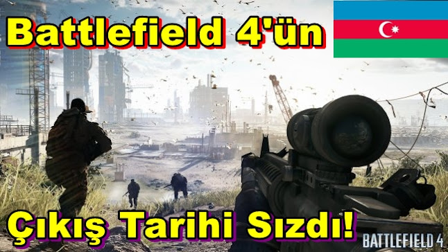 Battlefield 4'ün Çıkış Tarihi Sızdı!