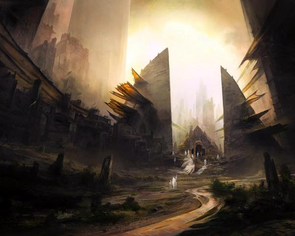 Sorrow Of Mystical Lands, Fantasy Scenes 3