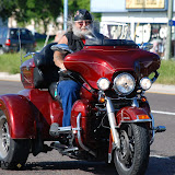 Harley Rick Benefit Poker Run
