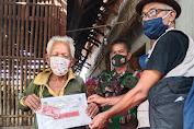 160 KPM  Masyarakat Desa Muara Terima Bantuan BLT DD