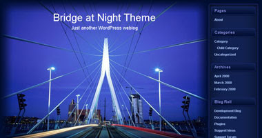 Bridge at Night Theme