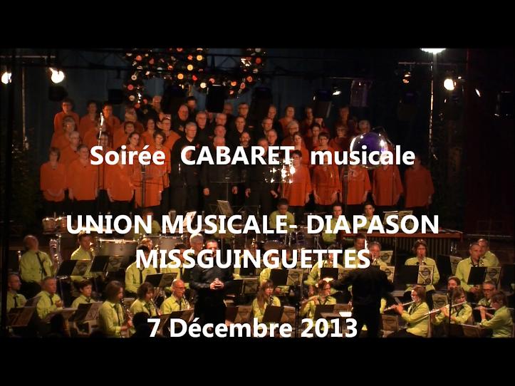 Image : Soirée CABARET  2013