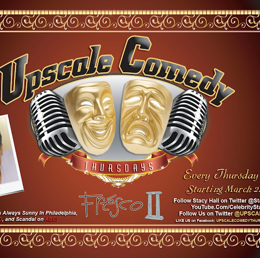 Stacy Hall (Upscale Comedy Night)