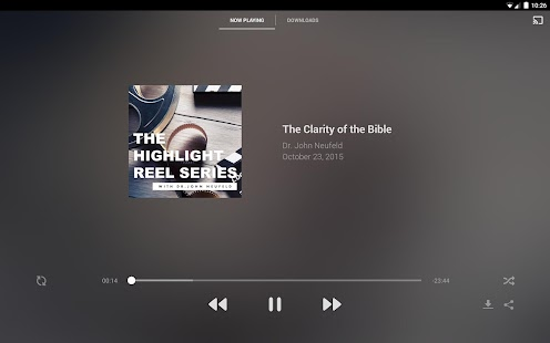 Back to the Bible Canada- screenshot thumbnail