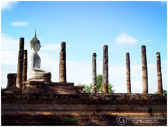 Photograph Sukhothai Historical Park Thailand