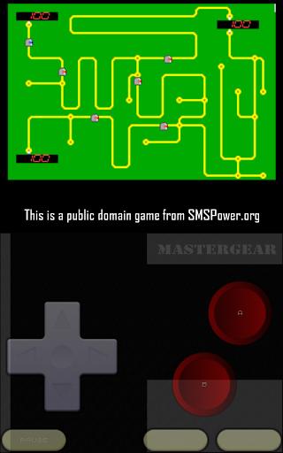 MasterGear - MasterSystem & GameGear Emulator screenshots 7