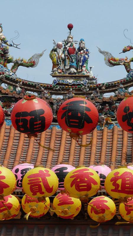 TAIWAN . Fête de la déesse Mazu - P1120377.JPG