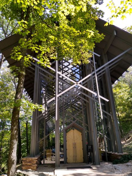 thorn crown chapel