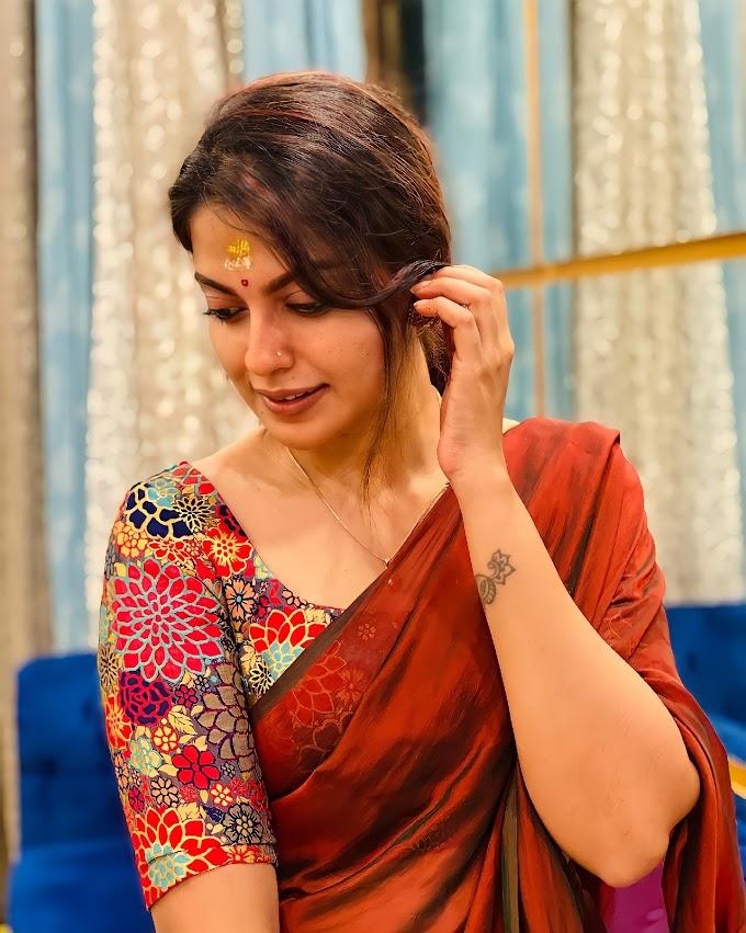 Malayalam Actress Anusree is a Latest Photos