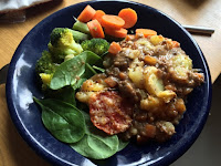 Rationing Cottage Pie