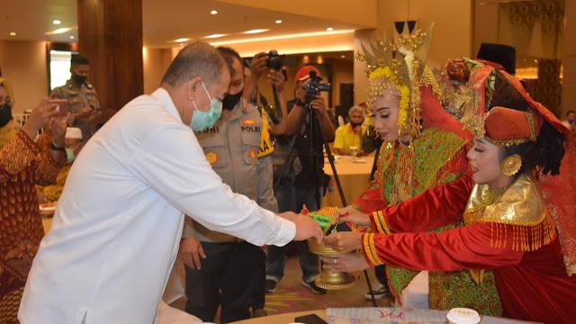 Wujudkan Keamanan dan kertertiban dengan Kearifan Budaya Lokal.