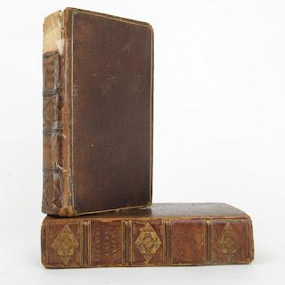Antique Spenser's Faery Queene Volume 1 & 2 Books