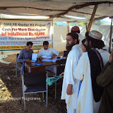 Cash for Work Distribution for South Waziristan IDP