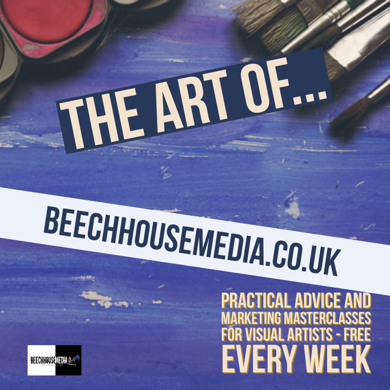 Beechhouse Media art and practical advice for artists