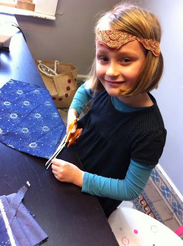 Couture à 7 ans
