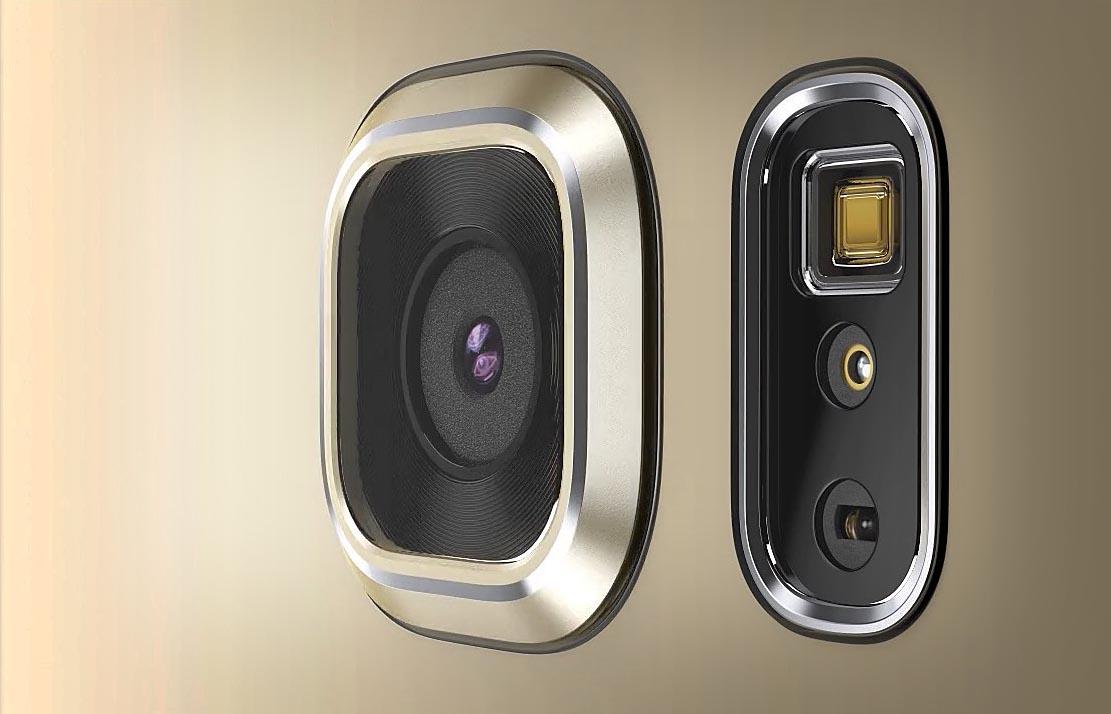 Samsung Galaxy S6 edge Camera