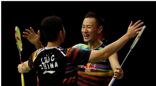 China Juara Thomas 2018