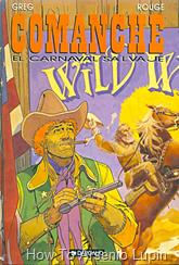 Actualización 17/03/2017: Todos Links resubidos a Copiapop, y agregado el numero 13. El carnaval salvaje (Greg/Rouge) 1995.