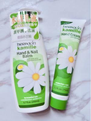 [護膚] 減齡隱形小手套 ❤ Herbacin 經典配方護手霜