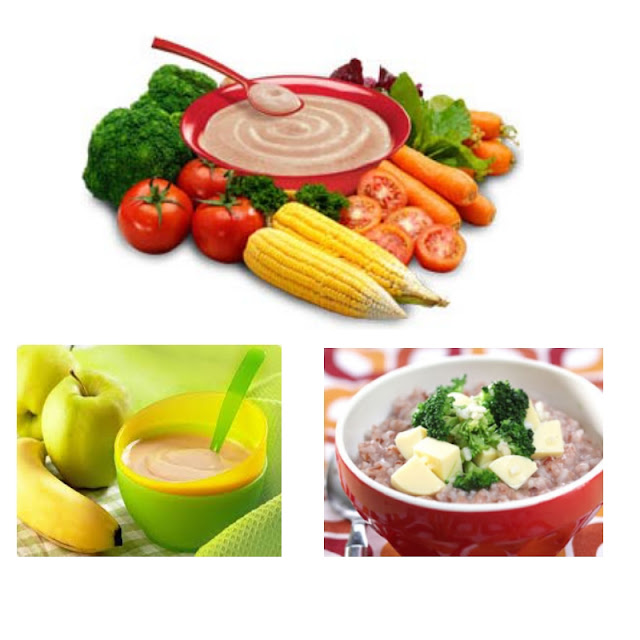 Kiat Memilih Makanan Bayi yang Sehat dan Bergizi