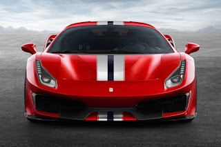 Ferrari 488 Pista V8 launched with 711-horsepower!