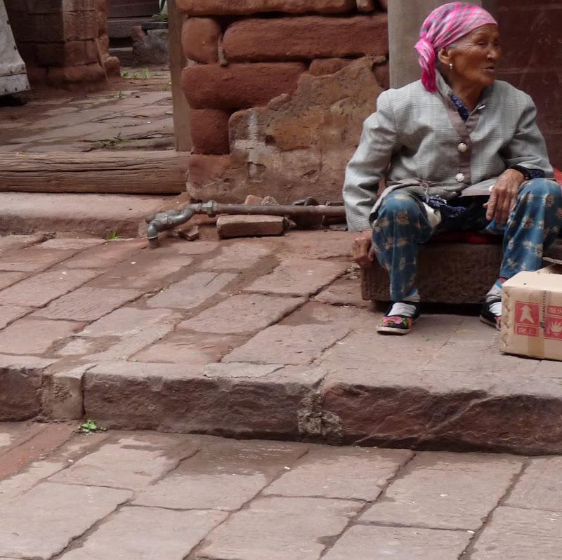Chine . Yunnan   HEI JING  (ancienne capitale du sel) - P1260515.JPG