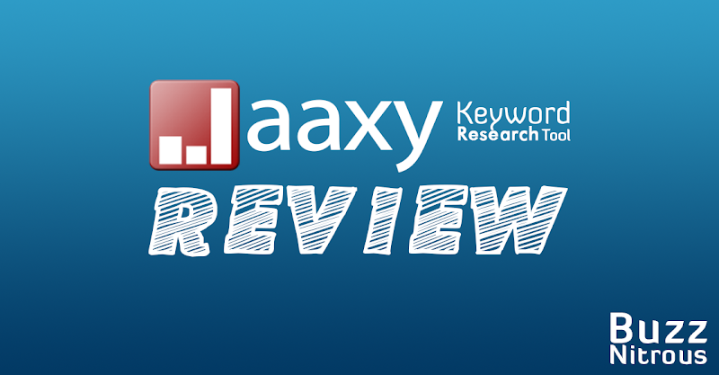 Jaaxy Review 2016
