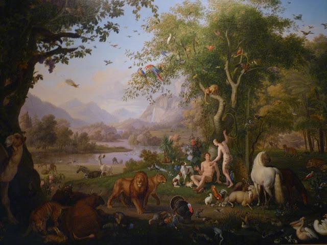 Jardin d'Eden - Vatican