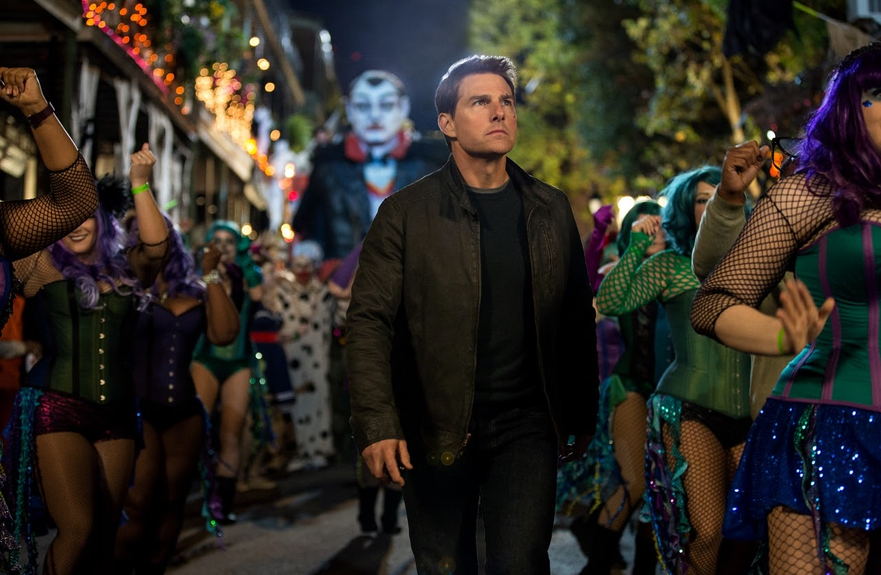 Tom Cruise plays Jack Reacher in JACK REACHER: NEVER GO BACK from Paramount Pictures and Skydance Productions.