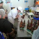 Visita a Giordano Cioccolato