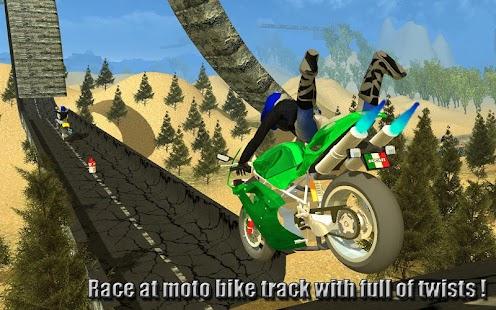 Moto Bike Race Nitro Stunt 3d Android Apps On Google Play