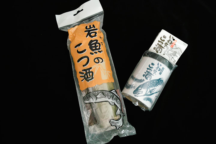 kotsuzake and tenkara